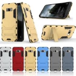 Samsung S8 Plus Stöttåligt Skal med Kickstand ThinArmor® Svart