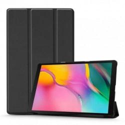 "Samsung Tab S5e 10.5"" Fodral Tech-Protect SmartCase - Svart Svart"