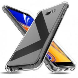 Samsung xCover 4/4S Stötdämpande Silikon Skal Shockr® Transparent