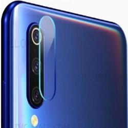 Xiaomi Mi 9 Kamera Linsskydd 0.26mm 2.5D 9H Transparent
