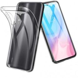 Xiaomi Mi A3 Stötdämpande Silikon Skal Simple® Transparent