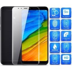Xiaomi Redmi 5 Plus Härdat glas 0.26mm 2.5D 9H Transparent