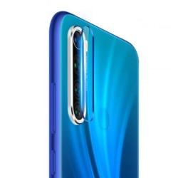 Xiaomi Redmi Note 8 Kamera Linsskydd Härdat Glas Transparent
