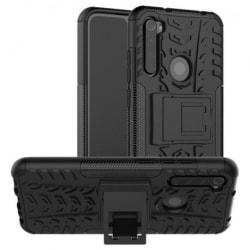 Xiaomi Redmi Note 8 Stöttåligt Skal med Stöd Active® Svart