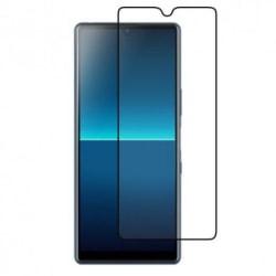 Xperia 10 II FullFrame® 0.26mm 2.5D 9H Härdat Glas (XQ-AU52) Transparent