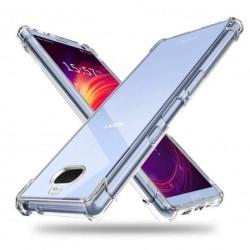 Xperia 10 Plus Stötdämpande Silikon Skal Shockr® Transparent