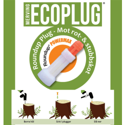 Ecoplugg, 10 pack Akryl