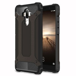 Skal till Huawei Mate 9 Pro Hybrid Armor Svart Skydd Fodral Svart