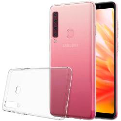 Enfärgat Transparent Mjukt Skal för Samsung Galaxy A9 (2018) Kla Transparent