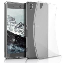 Mjukt Klart Tunnt Mobilskal för Sony Xperia XA Ultra TPU Ultra-S Transparent
