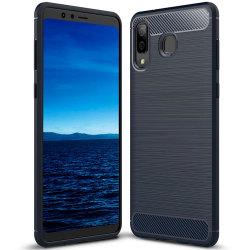 Mjukt Skal till Samsung Galaxy A9 Star i TPU Silikon Blå Blå