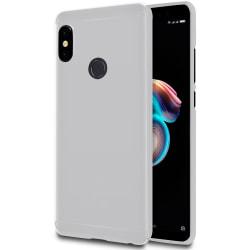 Mjukt Tunnt Mobil-Skydd för Xiaomi Note 5 Pro / Redmi Note 5 Ult Vit