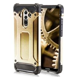 Skal till Huawei Mate 10 Pro - Guld Armor Hårt Skydd Fodral Guld