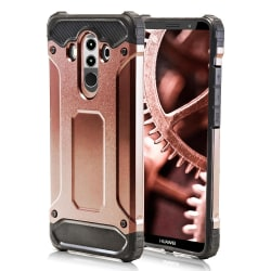 Skal till Huawei Mate 10 Pro - Rosa Guld Armor Hårt Skydd Fodral Rosa
