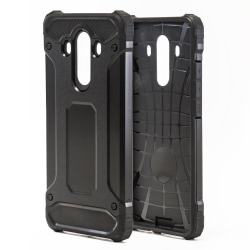 Skal till Huawei Mate 10 Pro - Svart Armor Hårt Skydd Fodral Svart