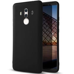 Skal till Huawei Mate 10 Pro Svart TPU Skydd Fodral Svart