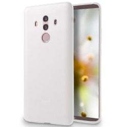 Skal till Huawei Mate 10 Pro Vit TPU Skydd Fodral Vit