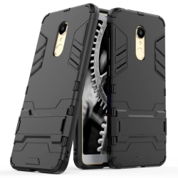 Skal till Xiaomi Redmi 5 Space Armor Svart Skydd Fodral Kickstan Svart