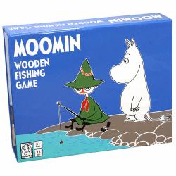 Barbo Toys Moomin Fishing Game