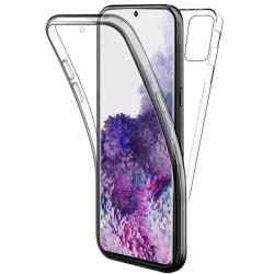 360° heltäckande silikon skal Samsung Galaxy S20 Plus (SM-G986