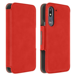 Doro 8050 Wallet Case - Röd