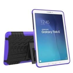 Stöttåligt skal med ställ Samsung Galaxy Tab E 9.6 T560 Lila