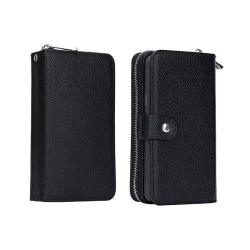 Mobilväska 2i1 Samsung Galaxy S4 (GT-i9500) Svart