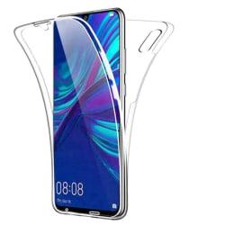 360° heltäckande silikon skal Huawei Y6 2019 (MRD-LX1)