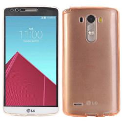 360° heltäckande silikon skal LG G4 (H815) Rosa
