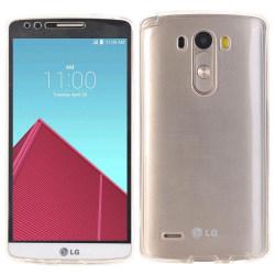 360° heltäckande silikon skal LG G4 (H815) Transparent