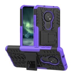 Stöttåligt skal med ställ Nokia 7.2 (TA-1178) Lila