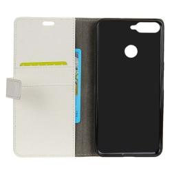 Mobilplånbok 2-kort Huawei Y6 2018 (ATU-L21) Vit