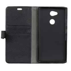 Mobilplånbok 2-kort Sony Xperia L2 (H3311) Svart