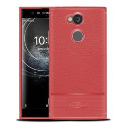 Rugged Armor TPU skal Sony Xperia XA2 Ultra (H4213) Röd