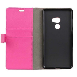 Mobilplånbok 2-kort Xiaomi Mi Mix 2 Rosa