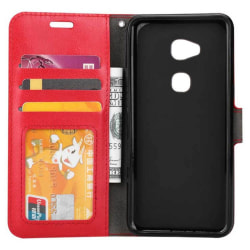 Mobilplånbok 3-kort Sony Xperia L2 (H3311) Röd