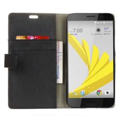 Mobilplånbok 2-kort HTC 10 EVO Svart