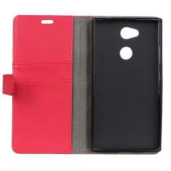 Mobilplånbok 2-kort Sony Xperia L2 (H3311) Röd