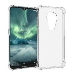 Shockproof silikon skal Nokia 7.2 (TA-1178)