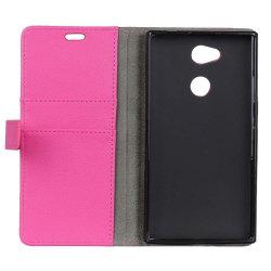 Mobilplånbok 2-kort Sony Xperia L2 (H3311) Lila