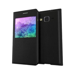 FlipCover Samsung Galaxy Trend 2 (SM-G313H) Svart