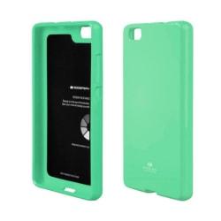 Mercury Jelly Case Huawei P8 Lite 2015 (ALE-L21) Mint