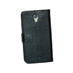 Mobilplånbok 2-kort Sony Xperia T (LT30i) Svart