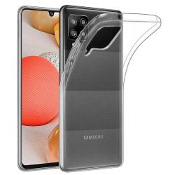 Silikon skal transparent Samsung Galaxy A42