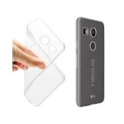 Silikon skal transparent LG Nexus 5X (H791)