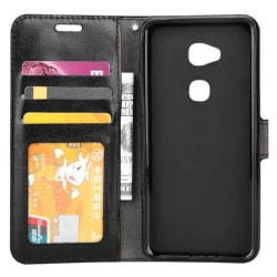 Mobilplånbok 3-kort Sony Xperia L2 (H3311) Svart