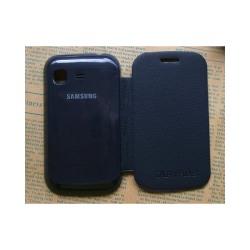Flipcover Samsung Galaxy Pocket (GT-s5300) Svart