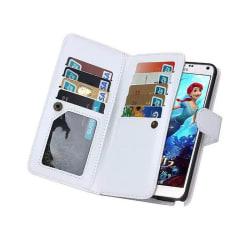 Dubbelflip Magnet 2i1 Samsung Galaxy Note 5 (SM-920C) Vit
