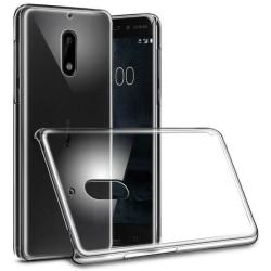 Clear Hard Case Nokia 6 (TA-1021)