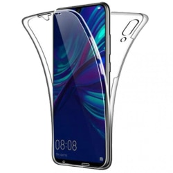 360° heltäckande silikon skal Huawei P30 (ELE-L29)